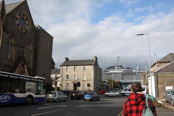 Глазго в Шотландии, достопримечательности города