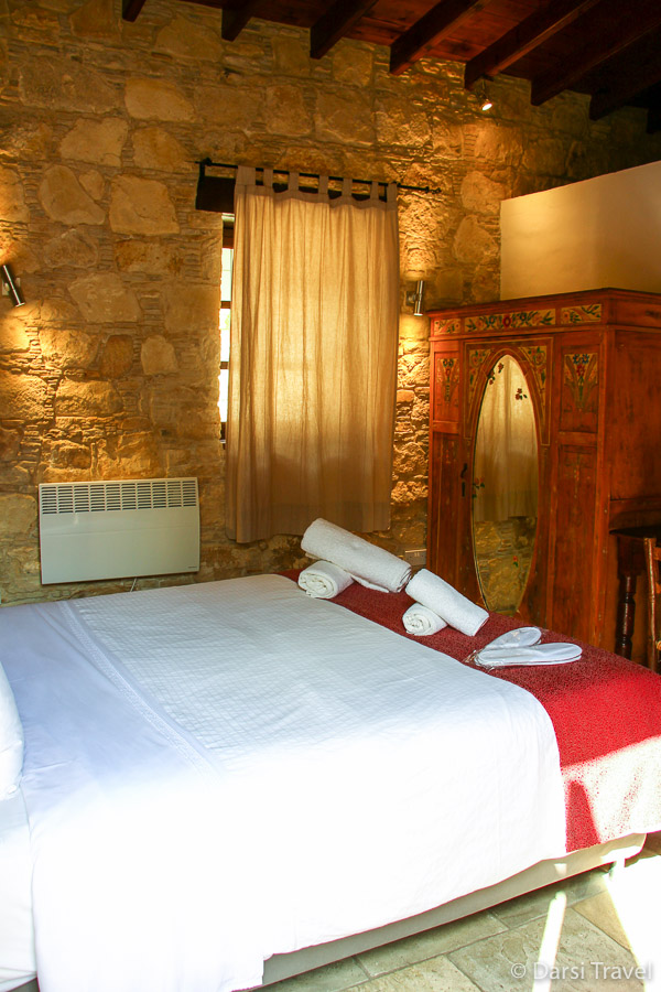 Деревня Лофу Кипр Бутик-отель Oinoessa Traditional Boutique Guest Houses Номер