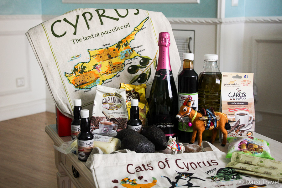 Кипр, сувениры